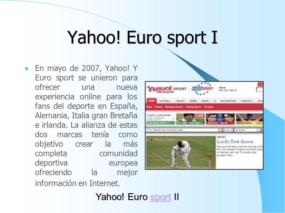 My yahoo Mi Yahoo! Es su propia versión personalizada de Yahoo! Que le permite reunir sus partes favoritas en un único sitio. Es como si tuviera su pr