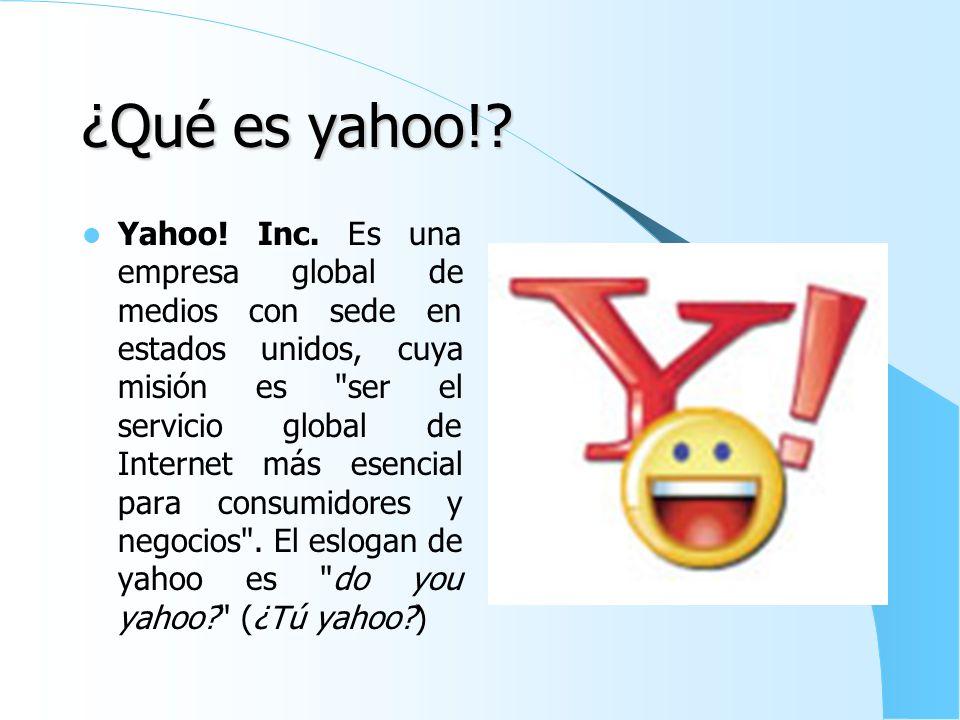 Introducción Voy a hablar sobre yahoo, las aplicaciones que tiene yahoo, compra de parte de Microsoft, un acuerdo con Google