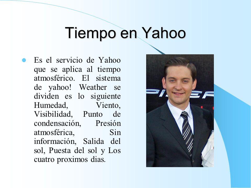 Pagina blancas en Yahoo Es lo mismo que la paginas blancas normales pero en Yahoo