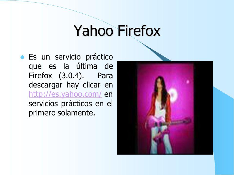 ¿Qué es yahoo!? Yahoo! Inc. Es una empresa global de medios con sede en estados unidos, cuya misión es