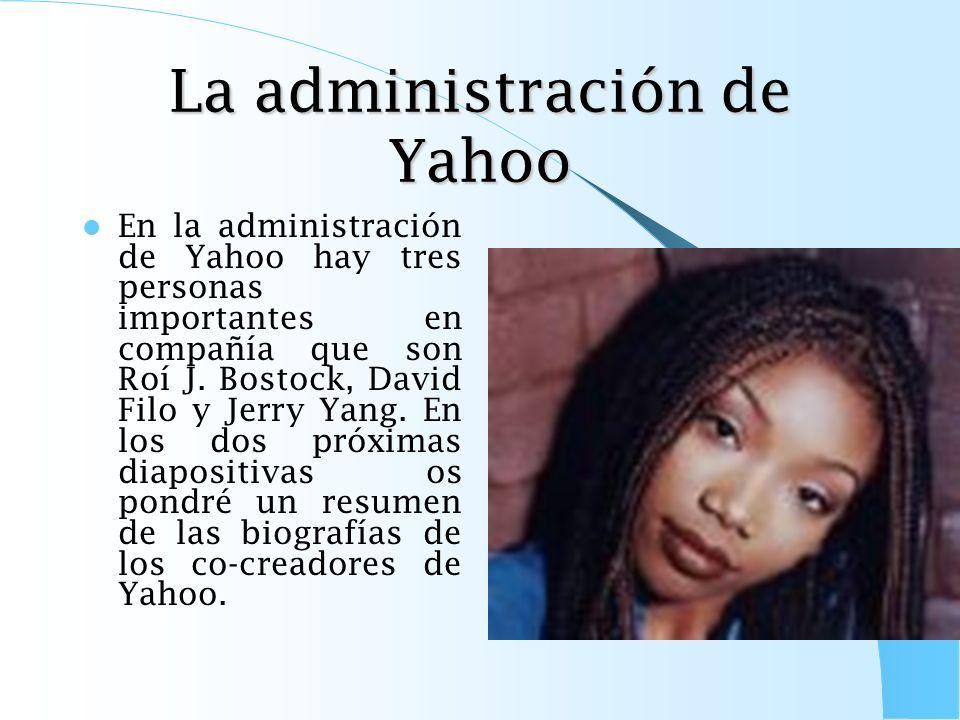 ¿Cómo esta organizado la pagina web de Yahoo? La pagina web de yahoo se ha organizado en un orden especifico en Yahoo España es: el buscador está arri