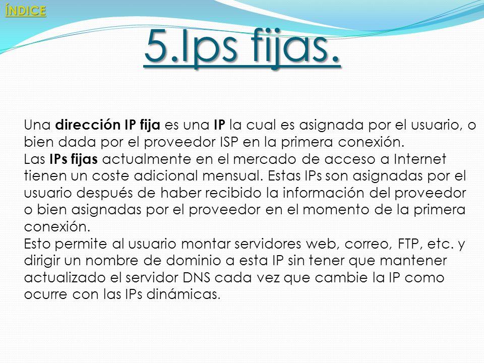 4. Asignación de direcciones Ip. El servidor DHCP tiene tres métodos para asignar las direcciones IP: Manualmente, cuando el servidor tiene a su dispo