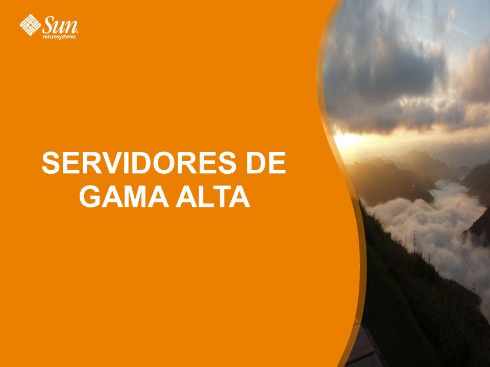 SERVIDORES DE GAMA ALTA