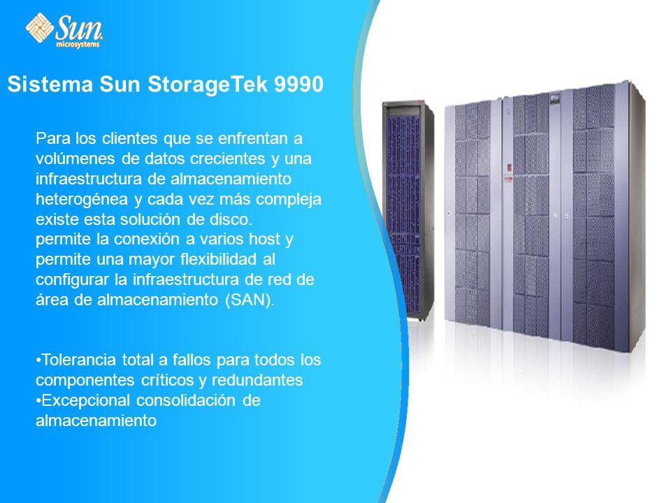 Para los clientes que se enfrentan a volúmenes de datos crecientes y una infraestructura de almacenamiento heterogénea y cada vez más compleja existe esta solución de disco.