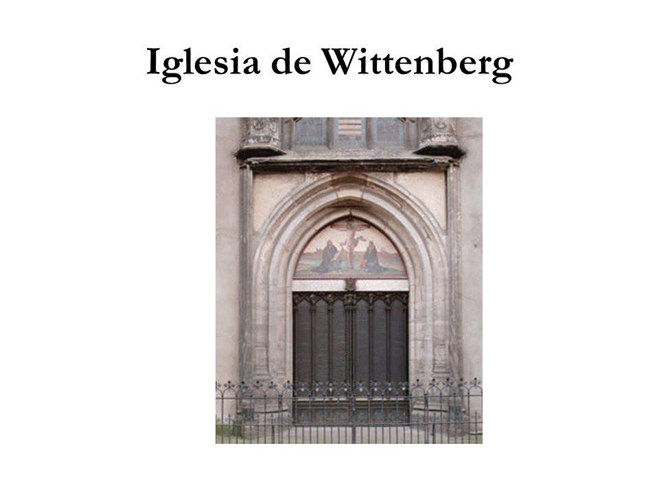 Iglesia de Wittenberg