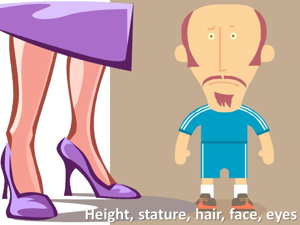 Sample Sentences for the Small Guy Él es muy bajo y muy pequeño.