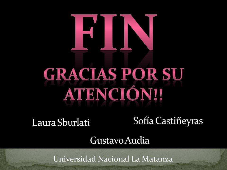 Universidad Nacional La Matanza