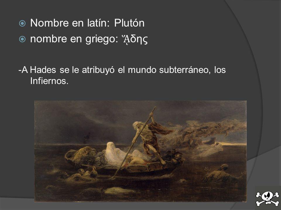 Júpiter, Neptuno y Plutón - Caravaggio