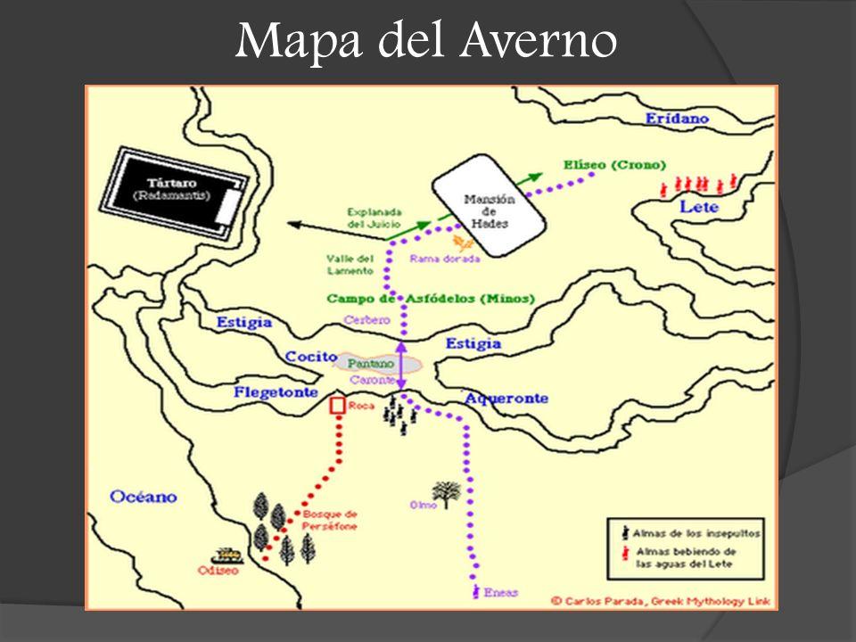Mapa del Averno