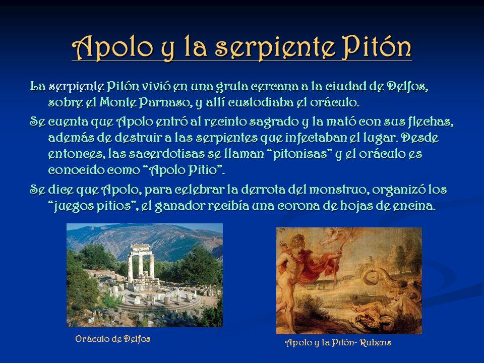 Amores de Apolo Apolo JacintoAcantaArsíoneCasandraCalíopeCireneCoronisDafneDríopeEtusaHécubaLeucótoeMantoPsámateQuíoneReoSínopeTerpíscoreUraniaCipriaso