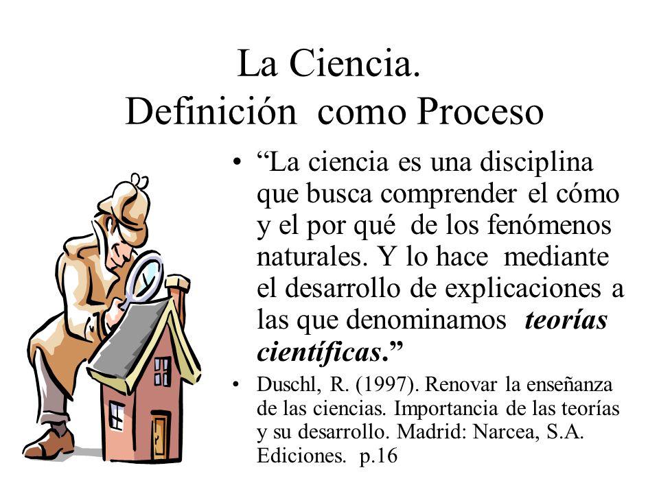 La Ciencia como Proceso MOMENTOS FUNDAMENTALES EN LA INVESTIGACIÓN CIENTÍFICA 1.Reflexión preliminar.