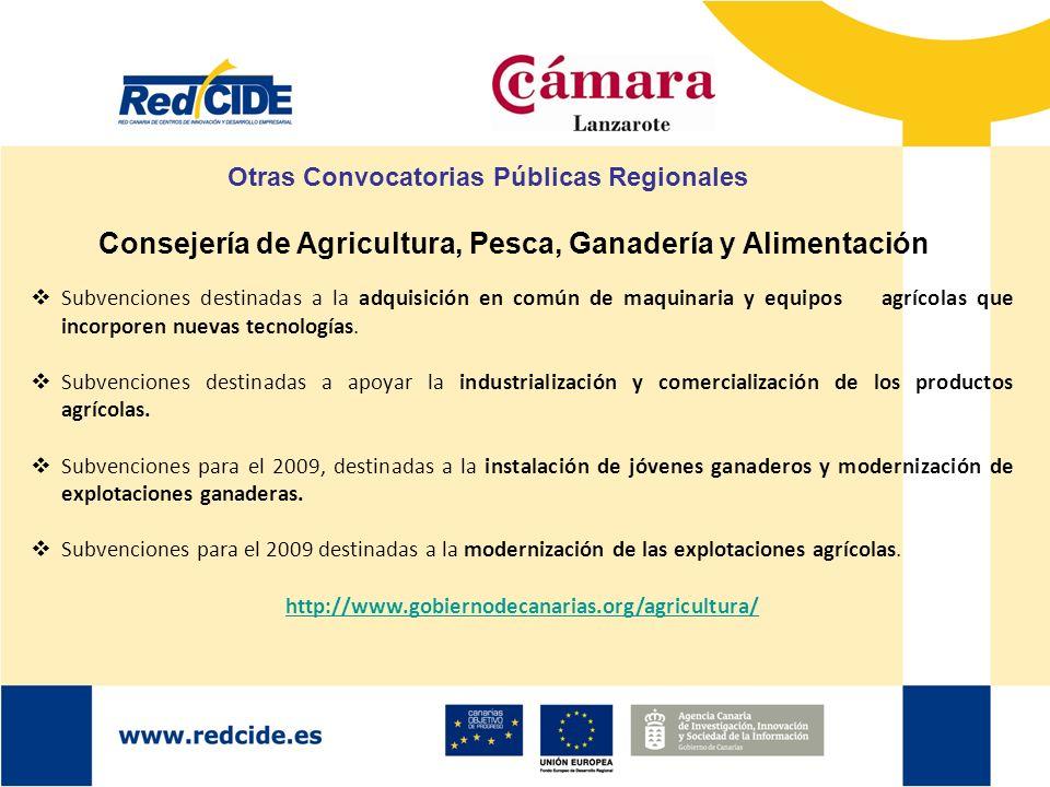 Subvenciones destinadas a la adquisición en común de maquinaria y equipos agrícolas que incorporen nuevas tecnologías. Subvenciones destinadas a apoya