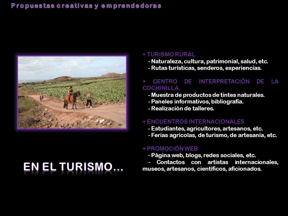 + ADECUACIÓN DEL PATRIMONIO - Localización de infraestructuras patrimoniales de los senderos.