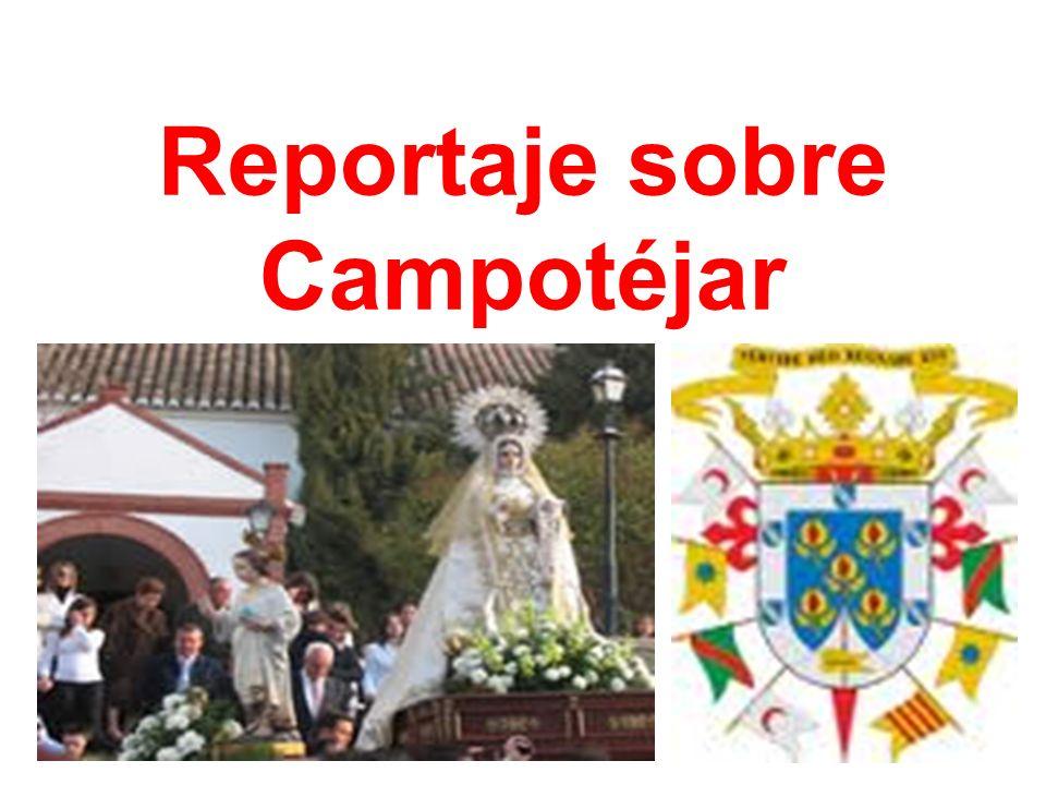 Reportaje sobre Campotéjar