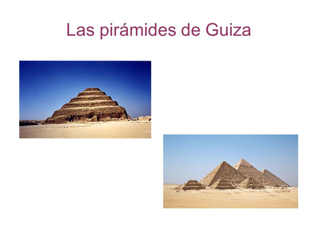Antecedentes La mastaba, prismática, era la sepultura de los soberanos del período arcaico de Egipto.