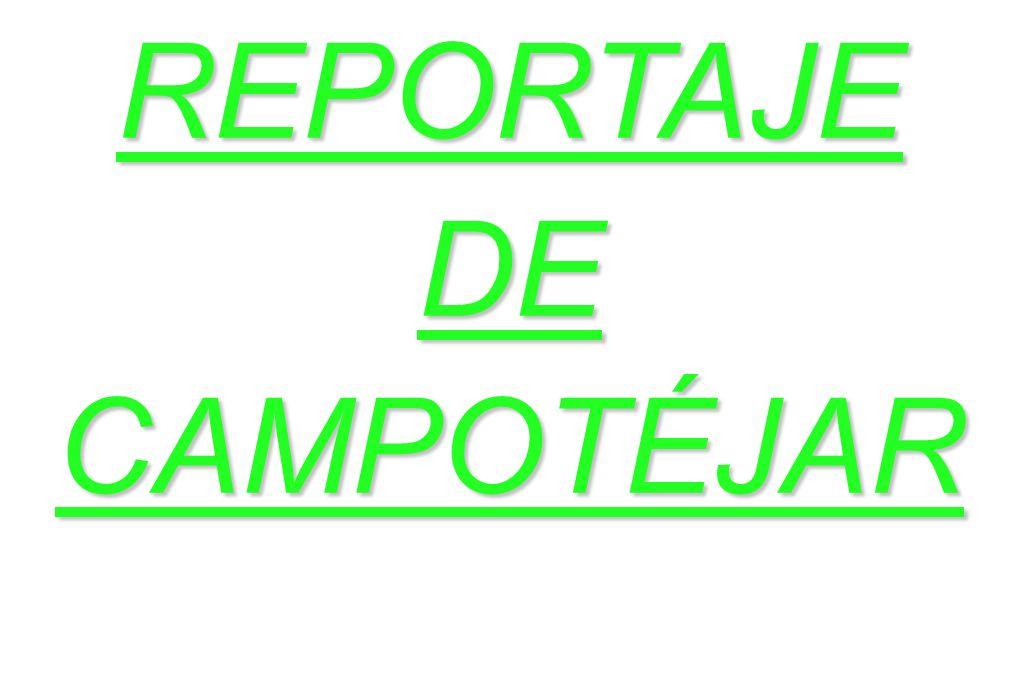 REPORTAJE DE CAMPOTÉJAR