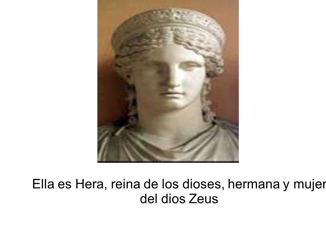 Él es Apolo, hijo de Zeus