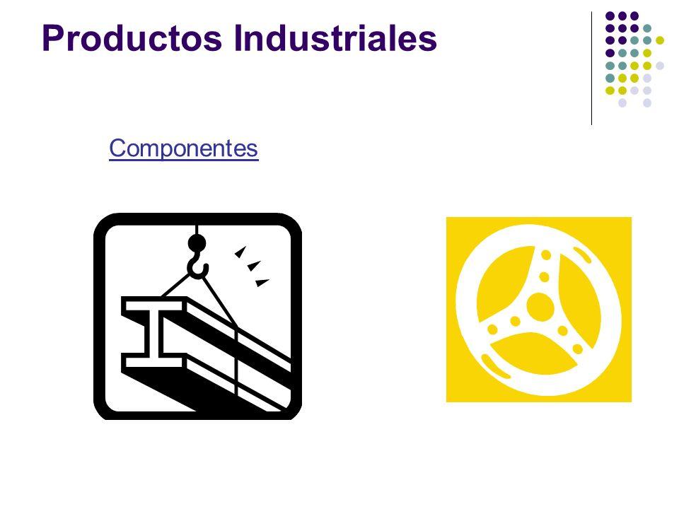 Componentes Productos Industriales