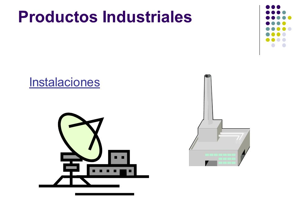 Instalaciones Productos Industriales