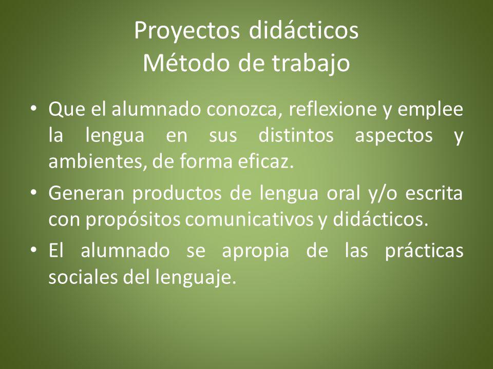 Continuidad en Educación Básica Los proyectos didácticos empleados en primaria y secundaria tienen continuidad entre sí.