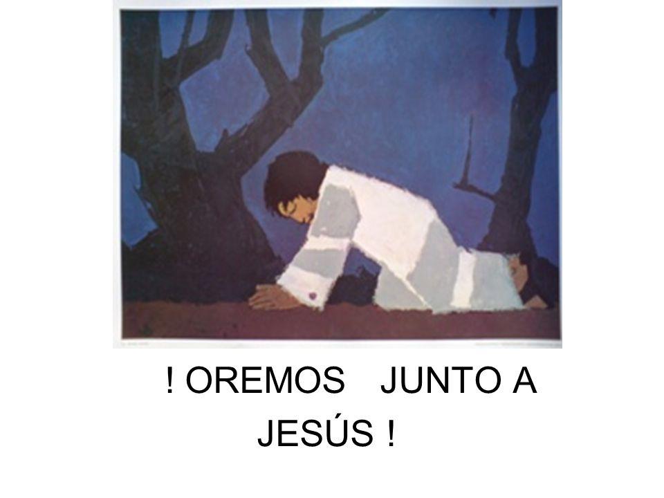 ! OREMOS JUNTO A JESÚS ! JUNTO A JESÚS!!!