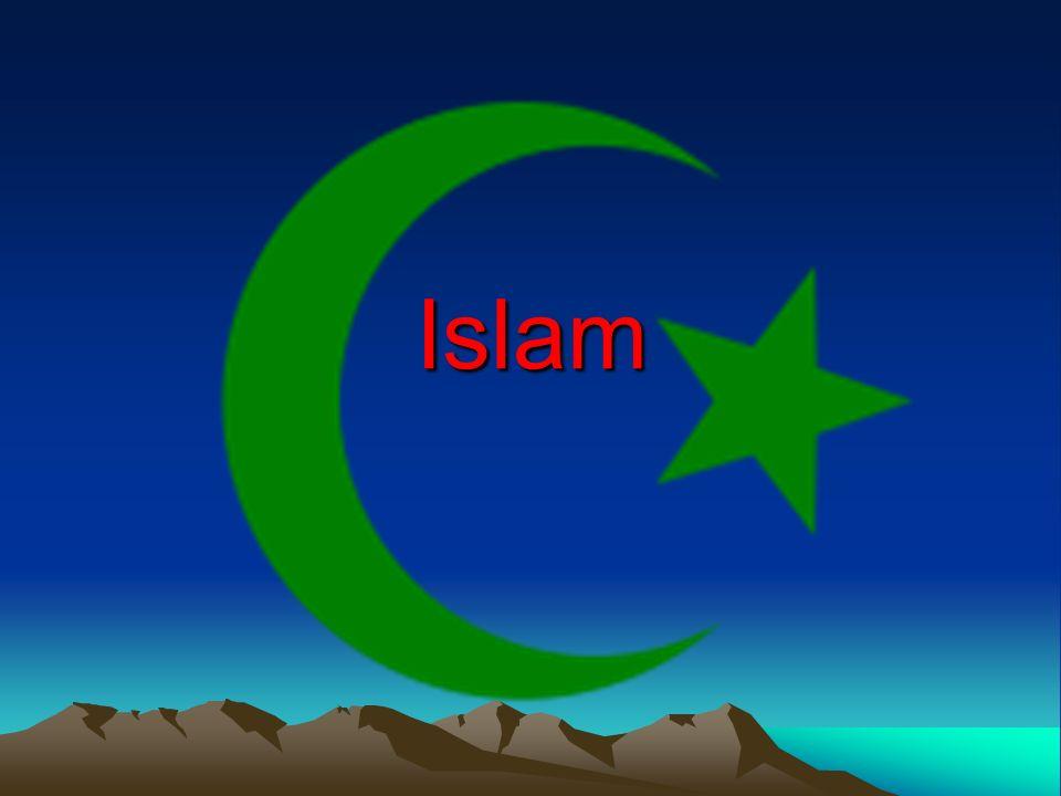 Dios: Alá Islam = monoteísta No hay más dios que Dios Alá significa el que es Dios Único y Singular, el único Ser supremo, Omnipotente y Omnisapiente, Sustentador, y el Juez del Universo.