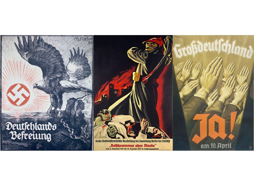 Causas del ascenso de los fascismos Causas socioeconómicas - La crisis de 1929: El Crack de la Bolsa dejó millones de parados en Europa.