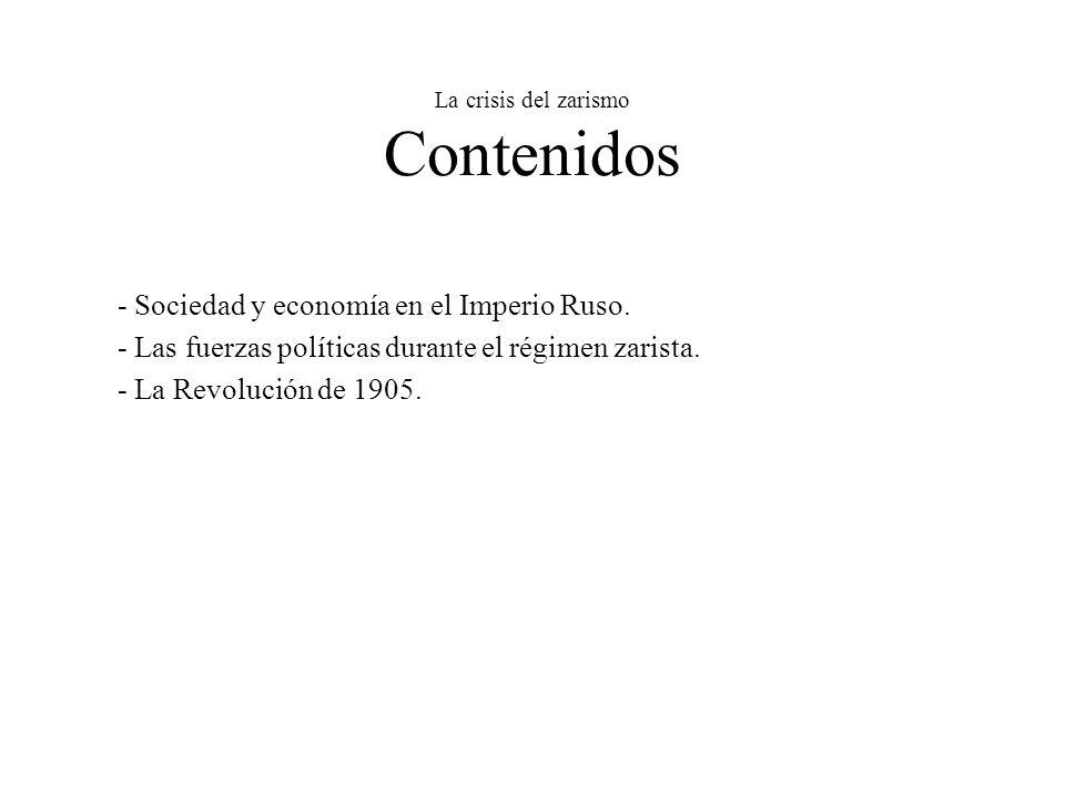 La Revolución de 1917 Contenidos - La Revolución de febrero de 1917.