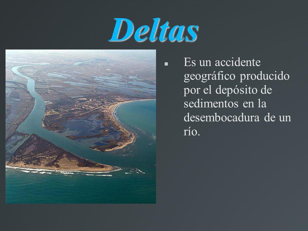 Sedimentación La sedimentación es el proceso por el cual el material sólido, transportado por una corriente de agua, se deposita en el fondo del río, lago o mar.