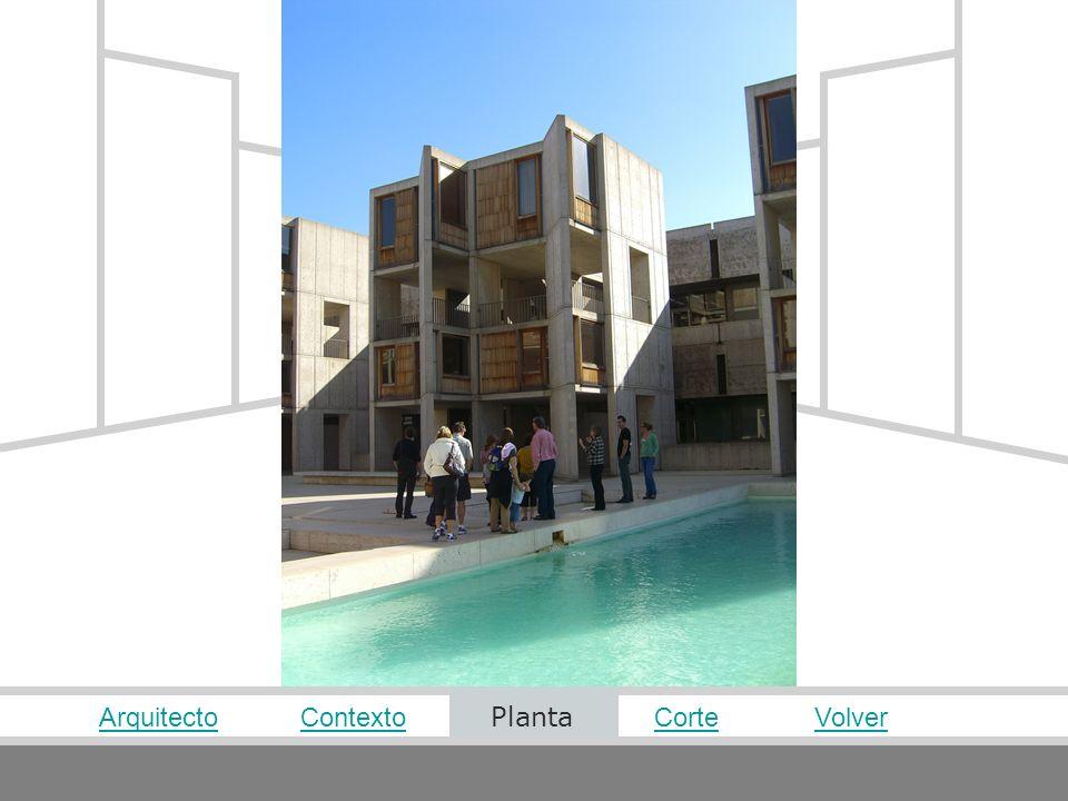 ArquitectoContexto Planta CorteVolver