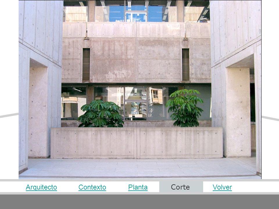 ArquitectoContextoPlanta Corte Volver