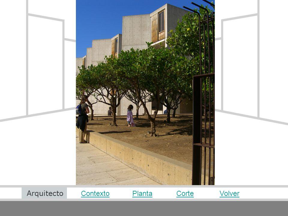Arquitecto ContextoPlantaCorteVolver