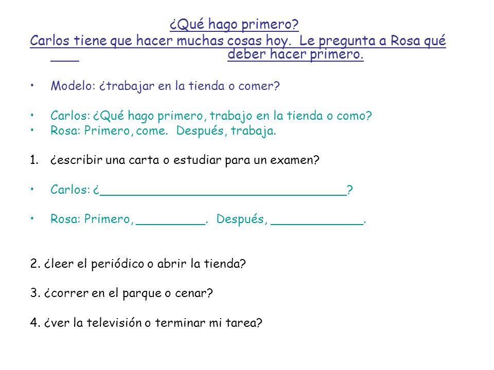 ¡Escribe tu respuesta.pregunta:mandato afirmativo: mandato negativo: ¿puedo hablar inglés.