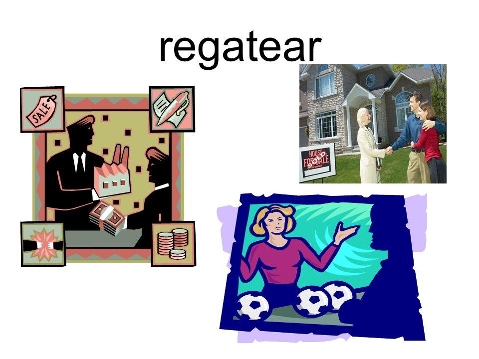 regatear