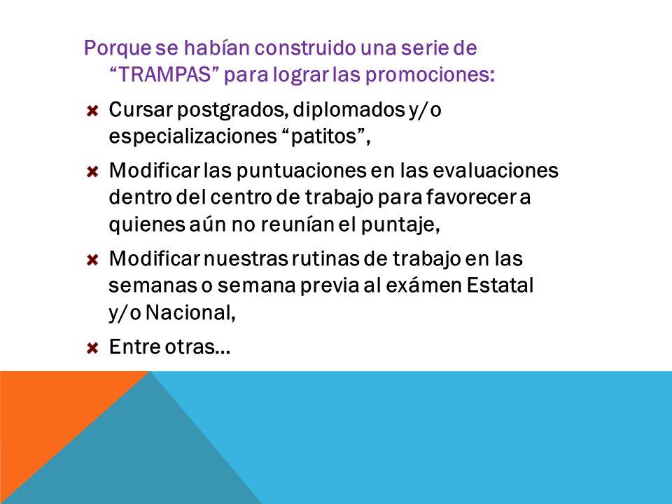 Los Docentes exigíamos modificaciones al programa en vista de tales situaciones: En las diferentes etapas del IV Congreso Nacional de Educación (2006) se expresaron las diferentes inconformidades sobre el Programa.