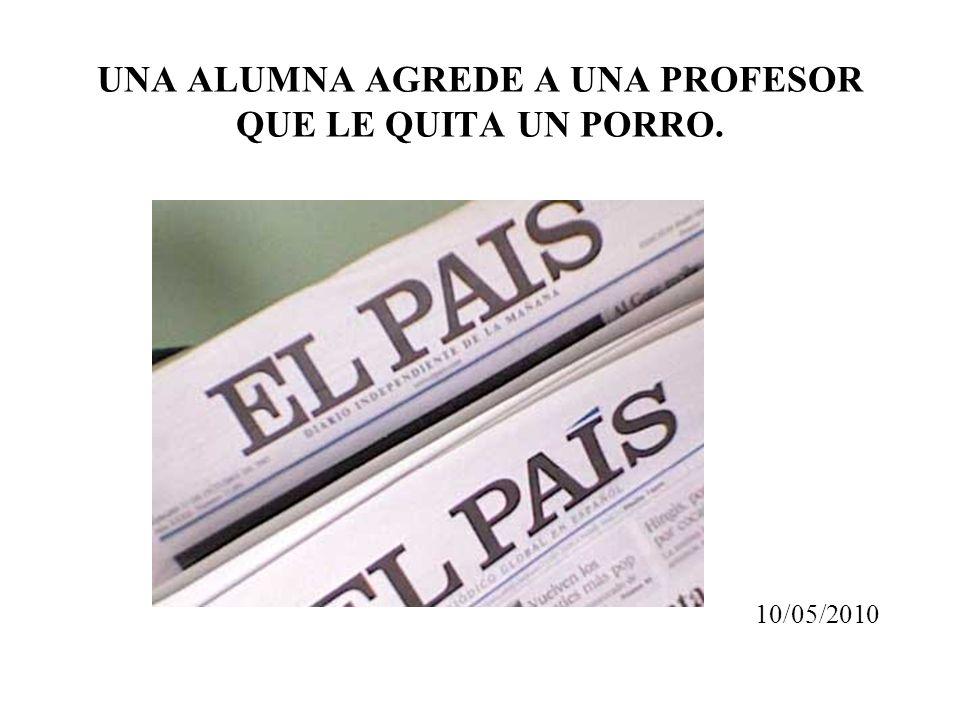 Resumen Esta noticia es un hecho real que ocurrió en un instituto de Cádiz.