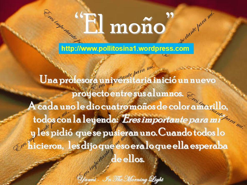 Si quieres mas reflexiones solo descárgalas en: http://www.pollitosina1.wordpress.com