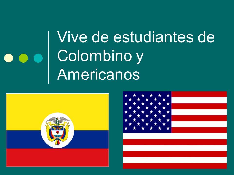 Vive de estudiantes de Colombino y Americanos