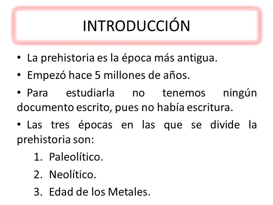 INVENTOS Y DESCUBRIMIENTOS PREHISTÓRICOS Por Marcos Iglesias