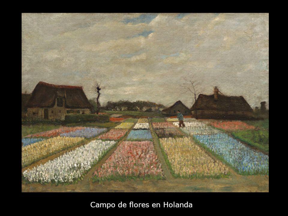 Vista de Arles con iris, mayo 1888