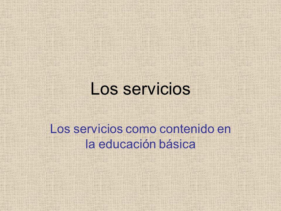 Un servicio es el resultado de llevar a cabo necesariamente al menos una actividad en la interfaz entre el proveedor y el cliente y generalmente es intangible.