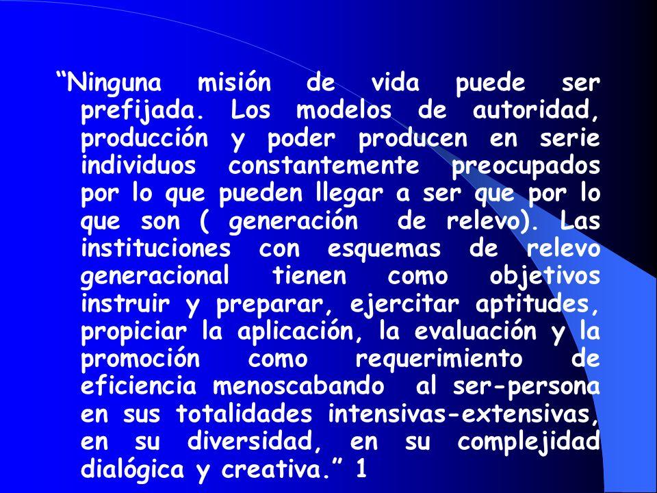 Es nuestra obligación como educadores la de crear espacios donde los nuevos modelos educativos se puedan implementar y encuentren ese punto común de e