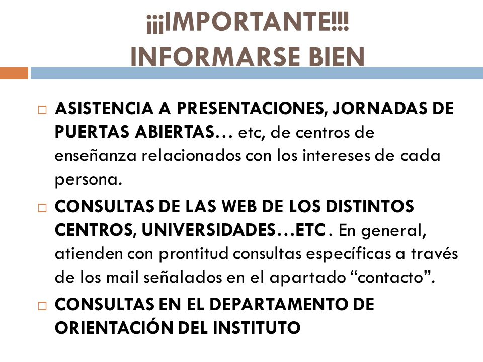 ¡¡¡IMPORTANTE!!.