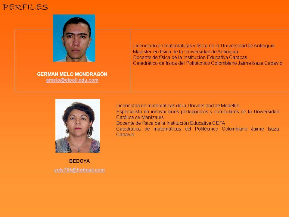 RUTH STELLA CORREA GONZALEZ ceauo@hotmail.com Licenciada en Educación infantil de la Universidad Cooperativa de Colombia.