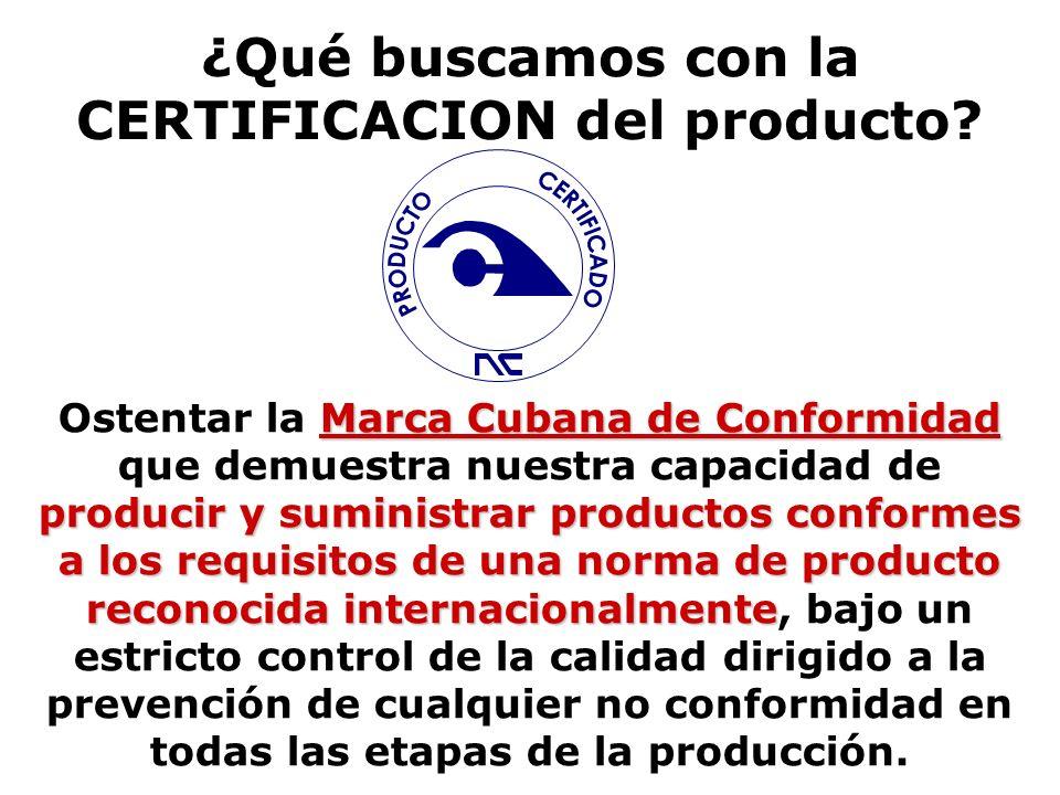 ¿Qué buscamos con la CERTIFICACION ISO 9001? satisfacer los requisitos y expectativas de los clientes Demostrar nuestra capacidad de satisfacer los re