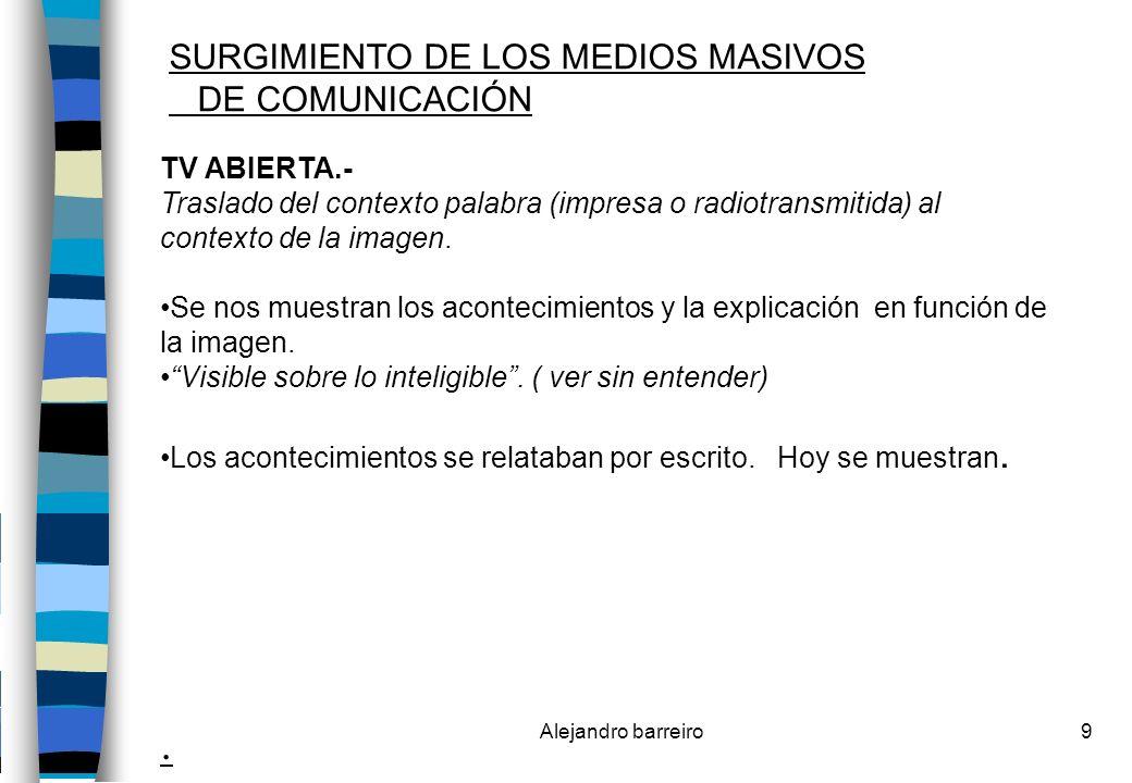 Alejandro barreiro40.