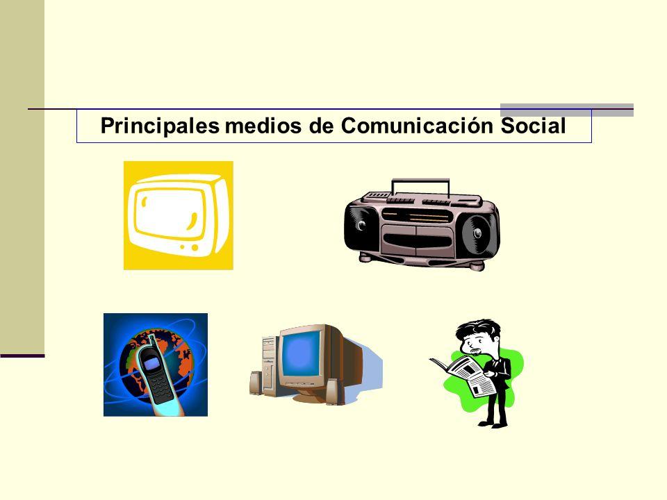 FUNCIONES DE LOS MEDIOS DE COMUNICACIÓN SOCIAL 1.