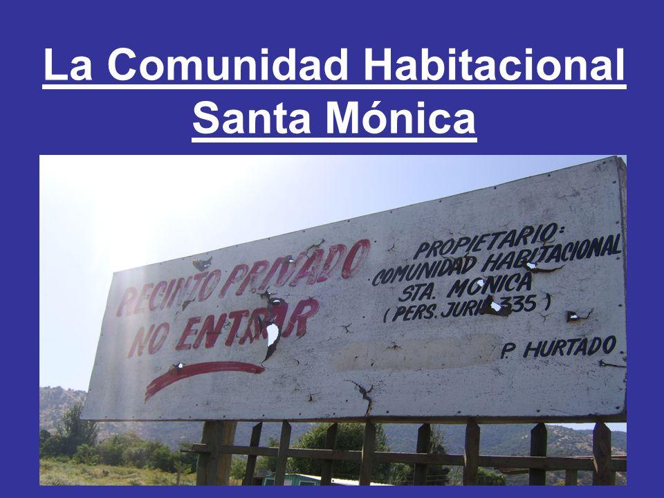 La Comunidad Habitacional Santa Mónica