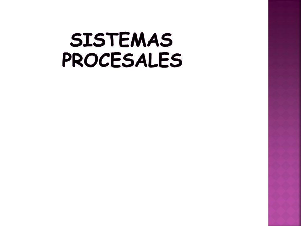 Es el conjunto de principios e instituciones que configuran una determinada manera de hacer proceso civil.