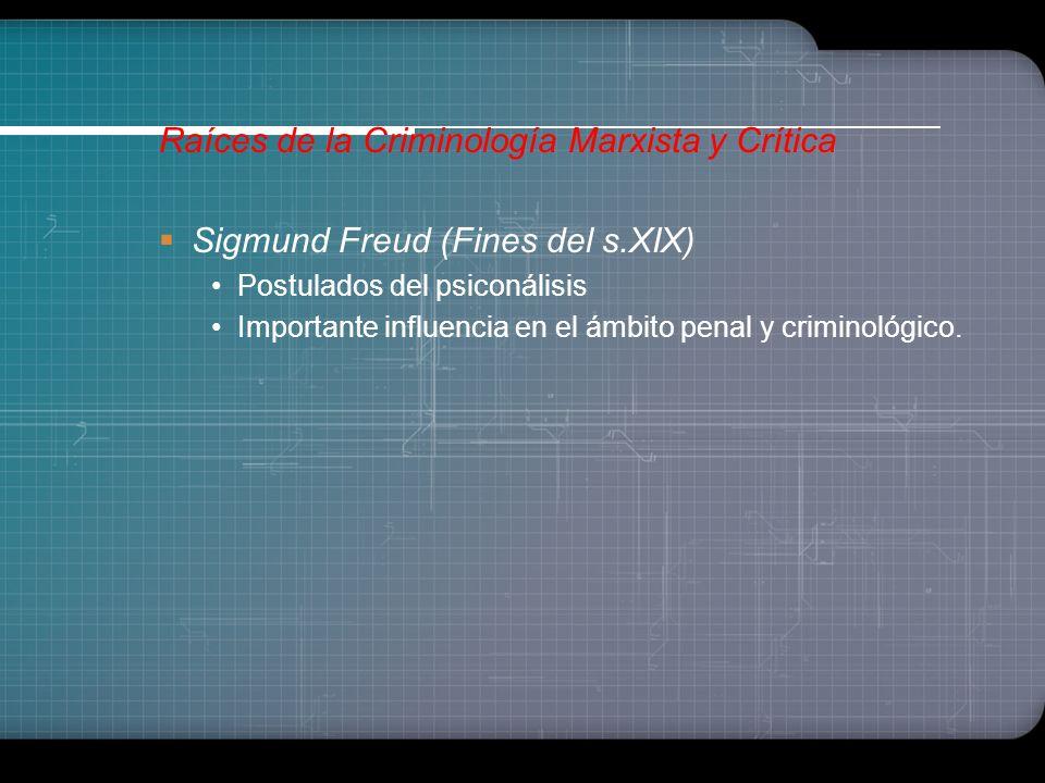ERA ANTILOMBROSIANA: ESCUELA FRANCESA Estudios eran de naturaleza criminal-sociológica. Surge la teoría del medio social. Corriente Social del Siglo X
